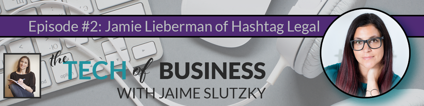 002: Jamie Lieberman- Lawyering up in the Influencer Market