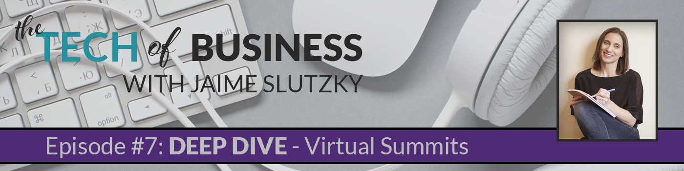 007: Deep Dive- Let's Talk about Virtual Summits