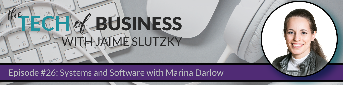 026: Systems and Software with Marina Darlow