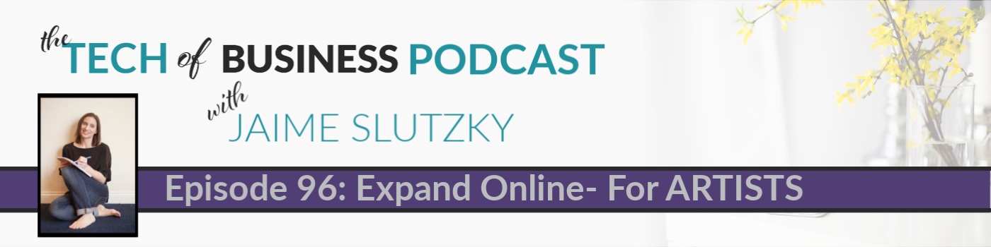 096: Expand Online – FOR Artists